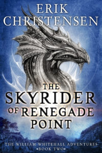 cover for Skyrider of Renegade Point